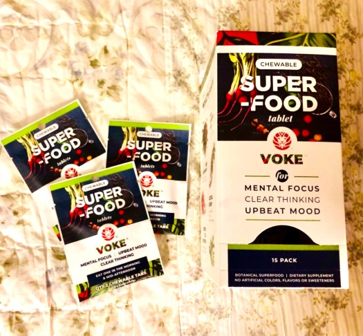 Thoughtful Gifts for Mom voke superfood
