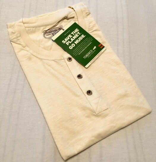 Toad&Co Eco-Friendly Clothes henley