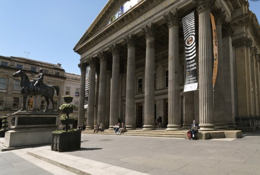 Top Ten Places to Visit in Glasgow Gallery of Modern Art