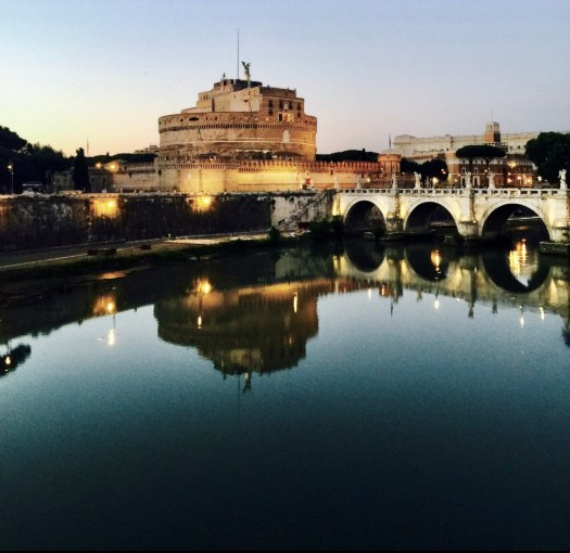 Must Visit Places in Rome Castel Sant'Angelo