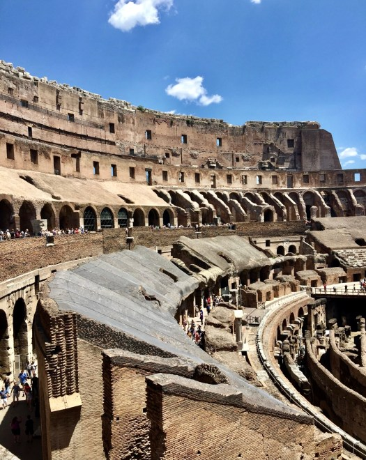 Must Visit Places in Rome Colosseum