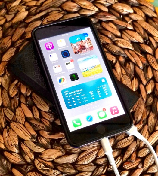 Travel Securely With a Battpak charging