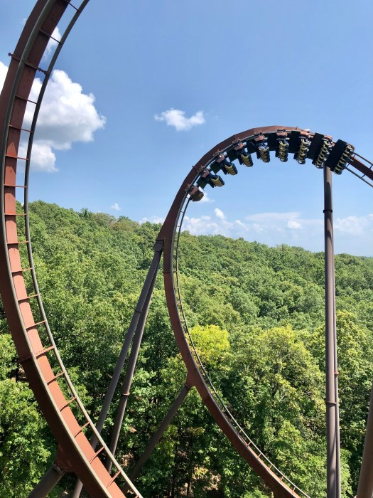 A Day in Silver Dollar City Wildfire