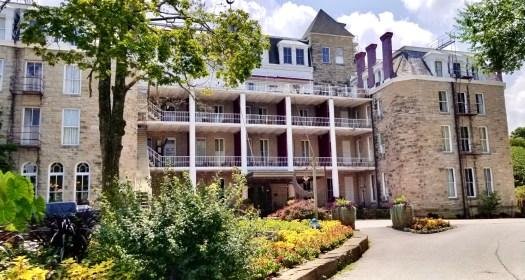 Exploring Eureka Springs Crescent Hotel