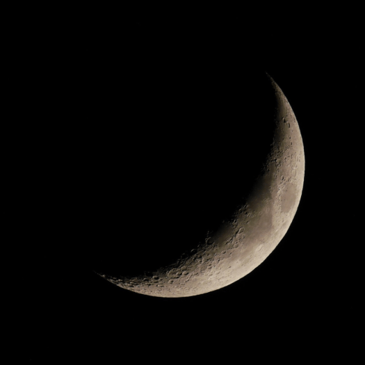 Good Luck Traditions from England waxing moon