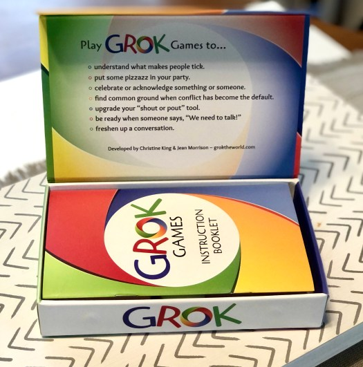 GROK Your World booklet