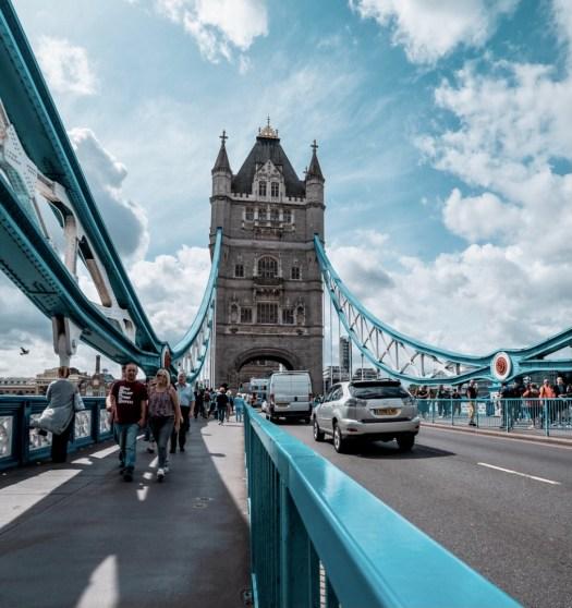 Ten Curiosities About London's Tower Bridge 40000
