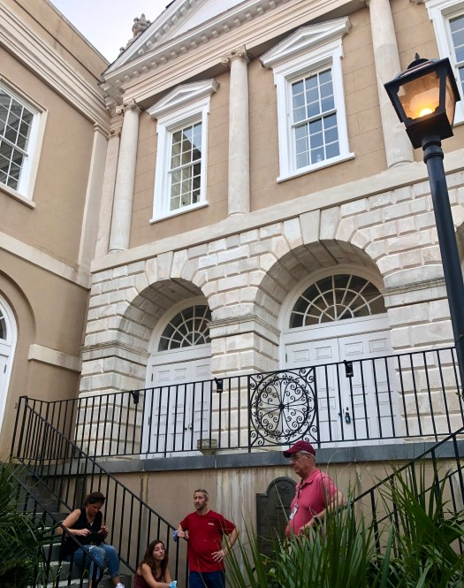 Fun Things to Do in Charleston ghost tour