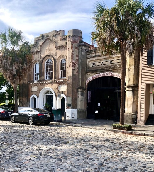 Fun Things to Do in Charleston slave mart museum