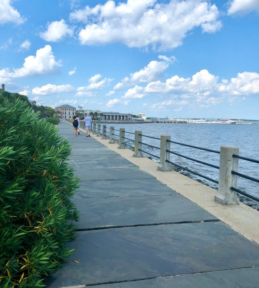 Fun Things to Do in Charleston the battery