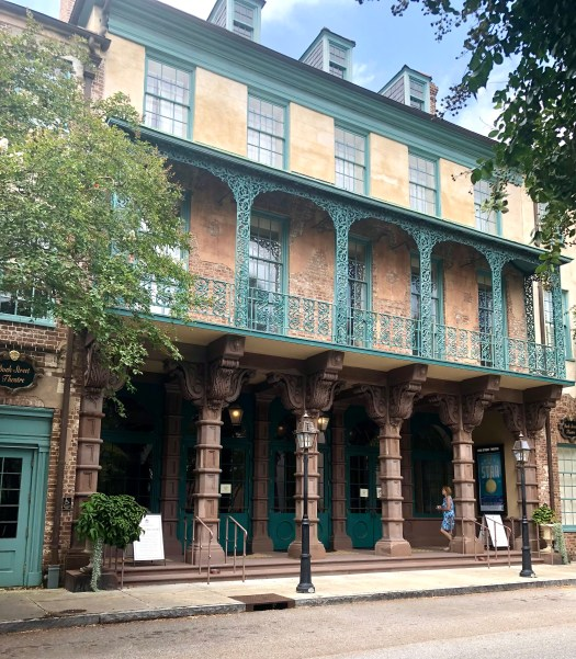 Historic Sites to See in Charleston dock street theatre