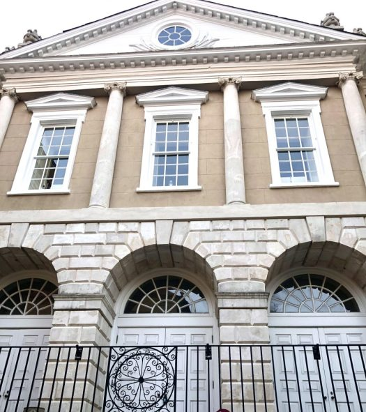 Historic Sites to See in Charleston old exchange