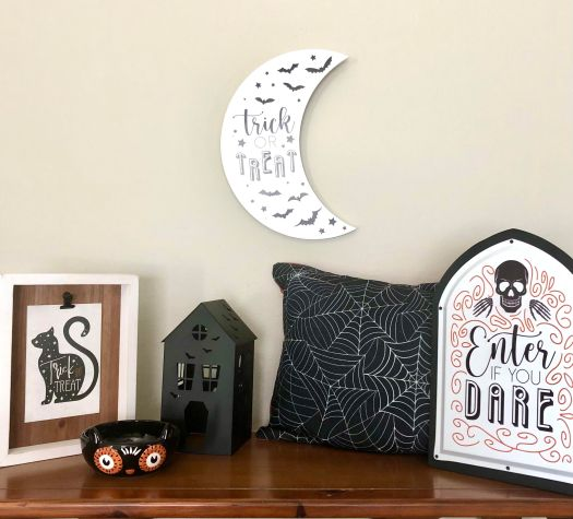 Treats for Halloween from Decocrated collection