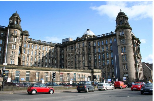 Ghost Stories from Glasgow infirmary