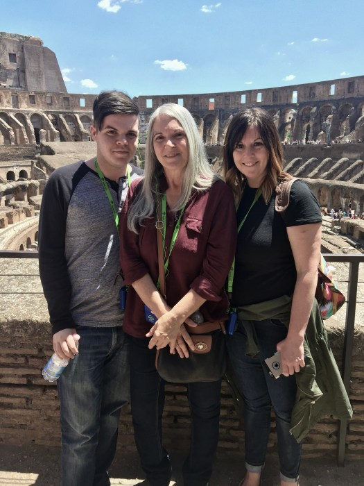 Ghost Stories from Rome trip