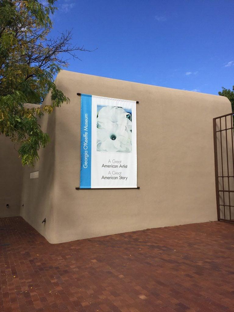 Georgia O'Keefe Museum Santa Fe - Cindy Grisdela