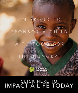 Sponsor a Child with Food for the Hungry