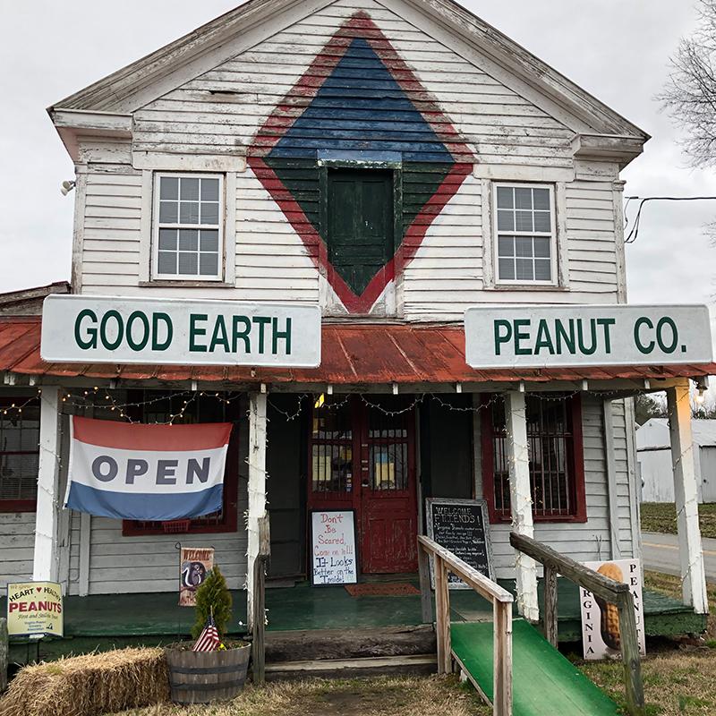 Good Earth Peanuts