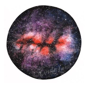 Galactic Kiss