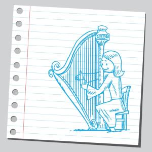 bigstock-Woman-playing-harp-29800679-min