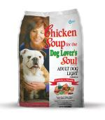 Recall: Chicken Soup for the Pet Lover's Soul Dog Food