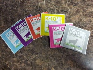 Review: K-10+ Vitamin Supplements