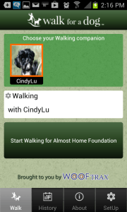 Walk For A Dog – Help Your Shelter