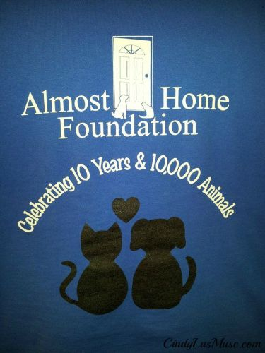 Almost Home Foundation Celebrating 10 Years & 10,000 Animals