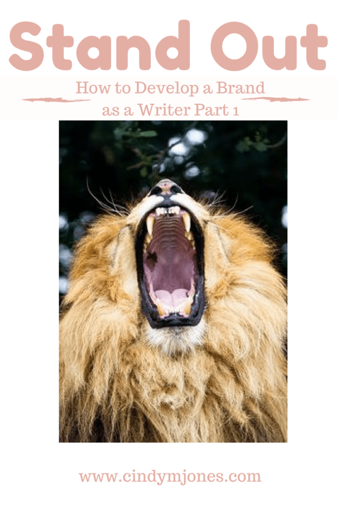 How to Develop Brand or Logo as a Writer – Part 1