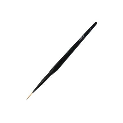 Design Linie Pinsel Nr. 9 - Schwarz 1