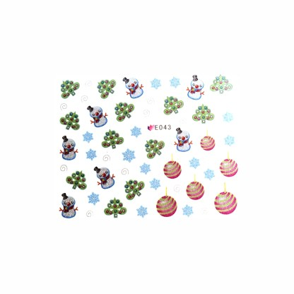 Nail Stickers N123 1