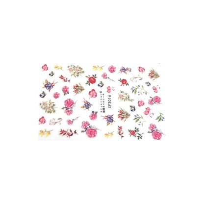 Nail Stickers N182 1