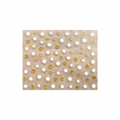 Nail Stickers N021 1