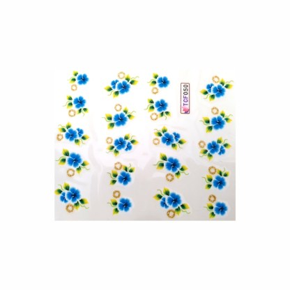 Nail Stickers N048 1