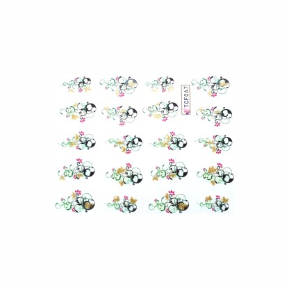 Nail Stickers N053 1