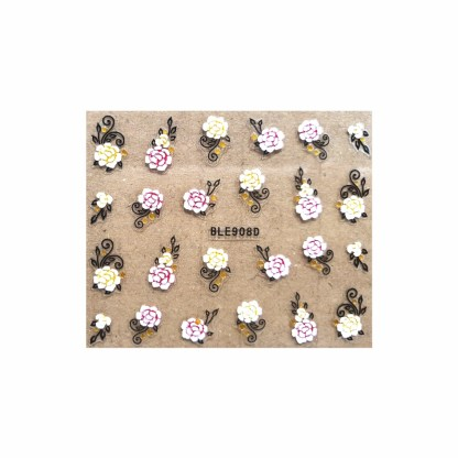 Nail Stickers N007 1