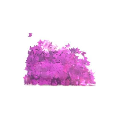 3D Schmetterling – Magenta Pink - B32 1