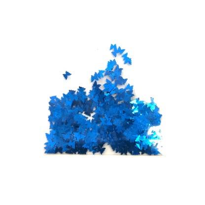 3D Schmetterling – Navy Blau - B27 1