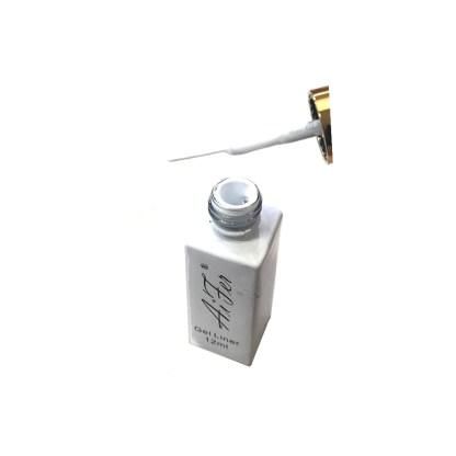 Gel Liner 12ml Weiß-005 / Schwarz-004 2