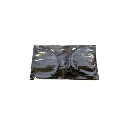 Maske Einmalig 3-lagig – Schwarz, made in UK 2