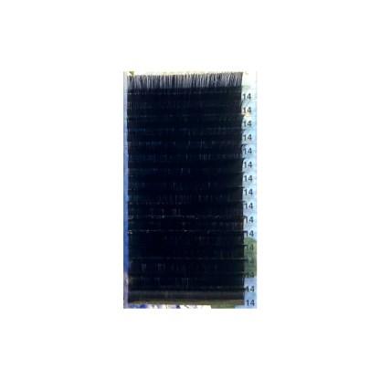 Volumen Wimpern C 0.05 14mm 1