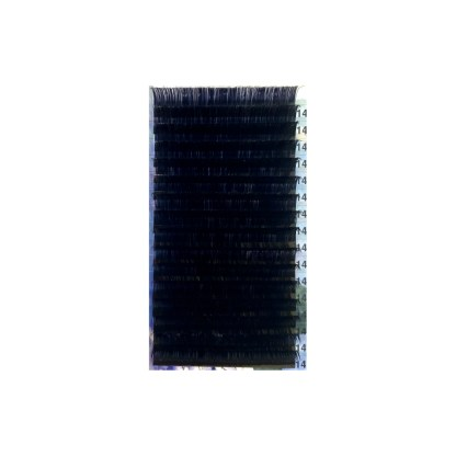 Volumen Wimpern D 0.05 14mm 1