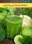 Juicing vs. Blending (+ Green Glow Recipe)