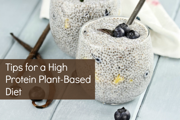 Tips for a High Protein Plant-Based Diet