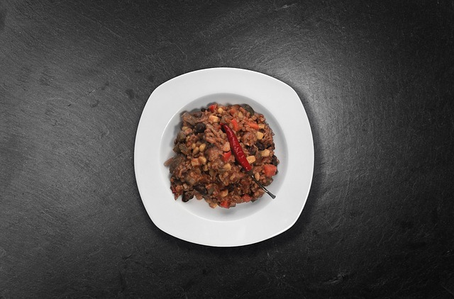 Spicy (or Not) Vegetarian Black Bean Chili