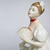 Creepy Porcelain Dolls by Jessica Harrison