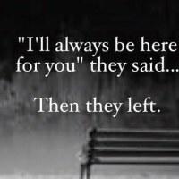 My Favorite Sad Quote