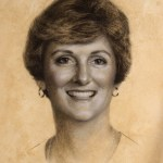 Portrait of Bitsy Cound (posthumous)