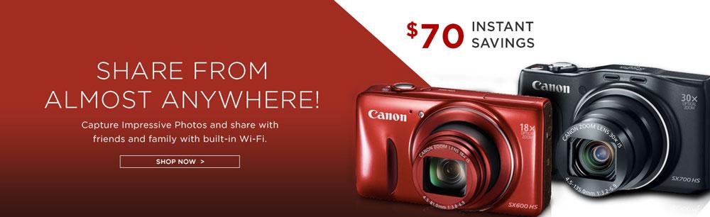 Canon Camera Banner 2
