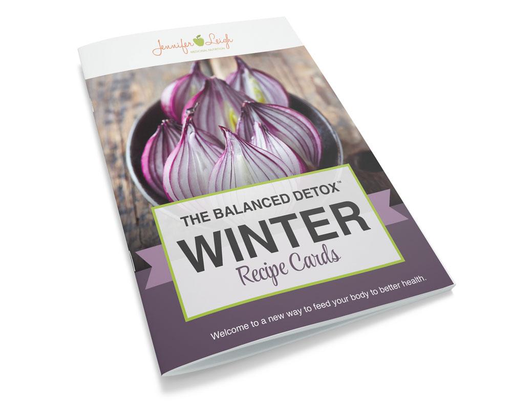 The Balanced Detox Winter Recipe Book